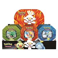 Pokémon Tin-Boxen