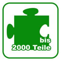 bis 2000 Teile