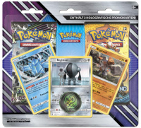 Pokemon Enhanced 2-Pack Blister #02 DE
