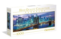 Clementoni 39427 New York Brooklyn Bridge 1000 Teile Puzzle High Quality Collection Panorama
