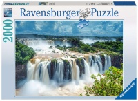 Ravensburger 16607 Wasserfälle von Iguazu 2000 Teile Puzzle