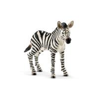 Schleich 14811 Wild Life Zebra Fohlen
