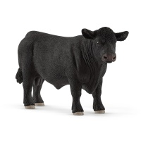Schleich 13879 Black Angus Bulle