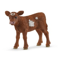 Schleich 13881 Farm World Texas Longhorn Kalb
