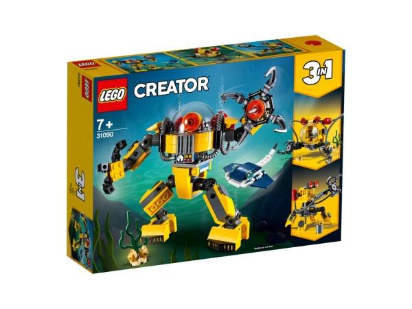 LEGO® 31090 Creator Unterwasser-Roboter