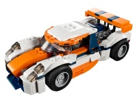 LEGO® 31089 Creator Rennwagen