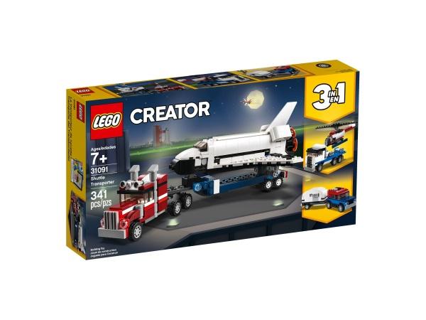 LEGO® 31091 Creator Transporter für Space Shuttle