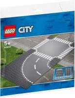 LEGO® 60237 City Kurve und Kreuzung