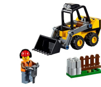 LEGO® 60219 City Frontlader