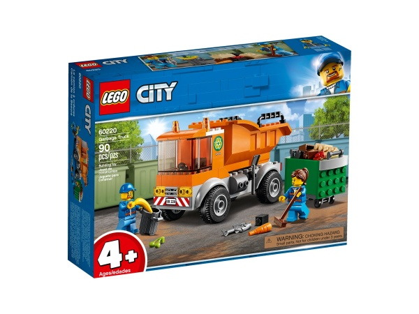 LEGO® 60220 City Müllabfuhr
