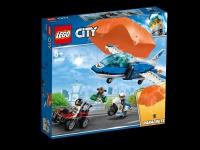 LEGO® 60208 City Polizei Flucht mit dem Fallschirm