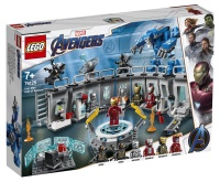LEGO® 76125 Marvel Super Heroes Avengers Iron Man Hall of...