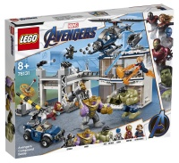 LEGO® 76131 Marvel Super Heroes Avengers Compoud Battle