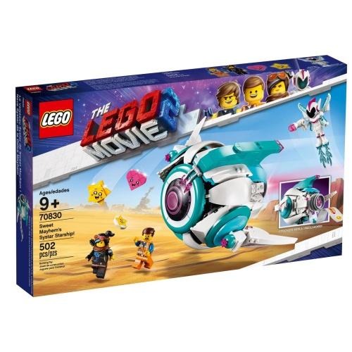 LEGO® 70830 Sweet Mischmaschs Systar Raumschiff