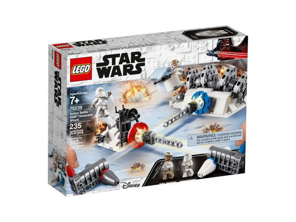 LEGO® 75239 Star Wars Action Battle Hoth Generator-Attacke
