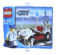 LEGO 30000 Doctors Medical Car Polybag