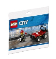 LEGO® 30361 City Feuerwehr Quad Polybag