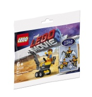 LEGO® 30529 Movie 2 Mini Master-Building Emmet Polybag