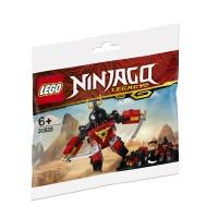 LEGO® 30533 NINJAGO Mobile Ninja-Basis Samurai-X Polybag
