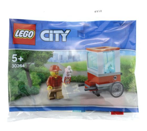 LEGO® 30364 CITY Popcorn-Wagen Polybag