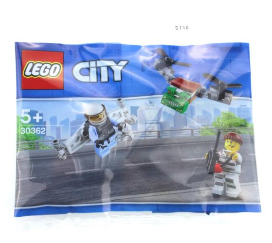 LEGO® 30362 Sky Police Jetpack Polybag
