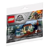 LEGO® 30382 Jurassic World Spielgehege für Baby-Velociraptor Polybag