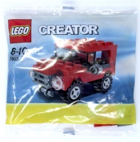 LEGO® 7803 Creator Jeep Polybag