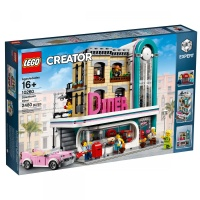 LEGO® 10260 Advanced Models Downtown Diner