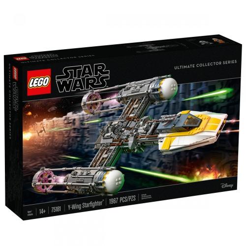 LEGO® 75181 Star Wars UCS Y-Wing Starfighter