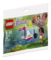 LEGO® 30403 Olivias ferngesteuertes Boot Polybag