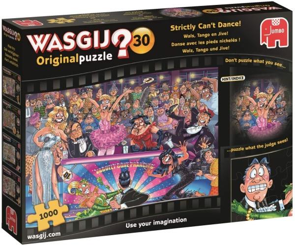 Jumbo 19160 Wasgij Orignal 30 - Walzer, Tango und Jive 1000 Teile Puzzle