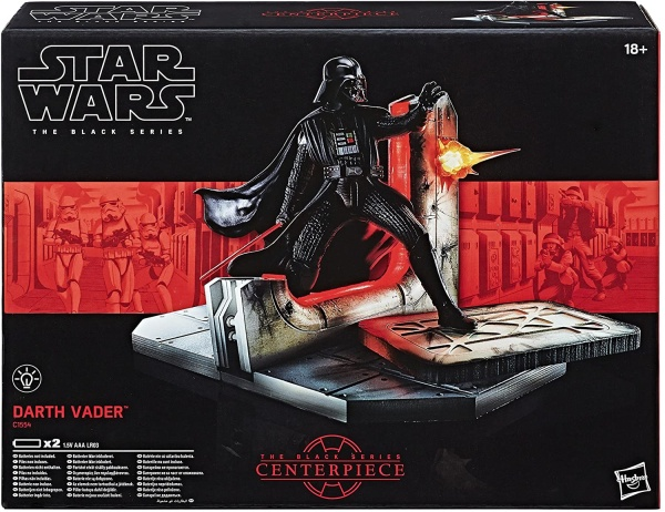 Hasbro STAR WARS Black Series Darth Vader Diorama C1554