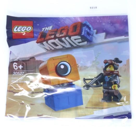LEGO 30527 Lucy vs. Alien Invader polybag