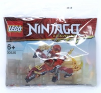 LEGO 30535 Ninjago Fire Flight Polybag
