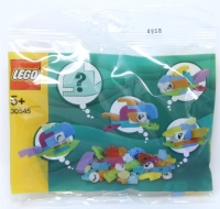 LEGO 30545 Creator Fish Free Builds - Make It Yours Polybag