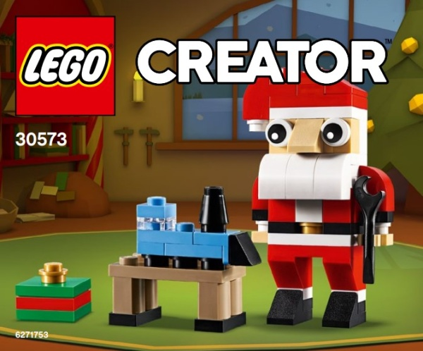 LEGO® 30573 Creator Santa Polybag