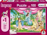 Schmidt 56301 Im Kronsaal von Bayala 100 Teile Puzzle...