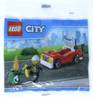 LEGO 30347 City Fire Car polybag