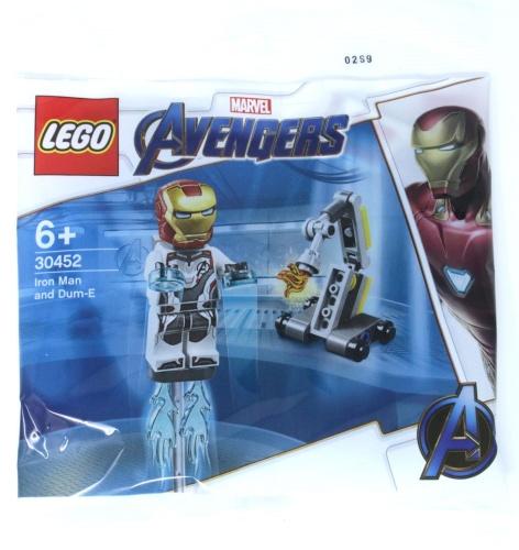 LEGO® 30452 Iron Man and Dum-E Polybag