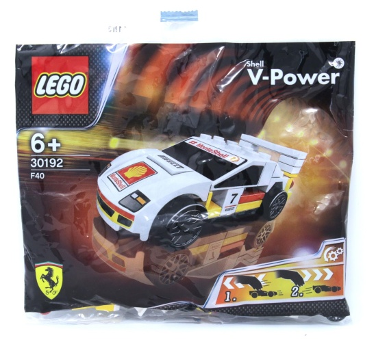 LEGO® 30192 Shell V-Power Ferrari F40 Polybag