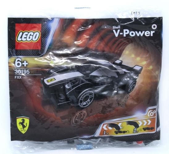 LEGO® 30195 Shell V-Power Ferrari FXX Polybag