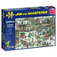 Jumbo 13007 Jan van Haasteren - Weihnachten 1000 Teile...