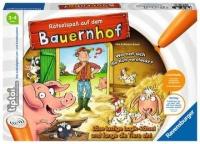Ravensburger 00830 tiptoi® Rätselspaß auf...