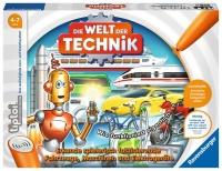 Ravensburger 00837 tiptoi® Die Welt der Technik