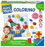 Ravensburger 04503 ministeps Colorino Farben lernen