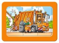 Ravensburger 06944 Müllabfuhr, Krankenwagen,...