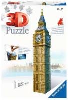 Ravensburger 12554 Big Ben 216 Teile 3D Puzzle