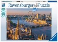 Ravensburger 16627 Stimmungsvolles London 2000 Teile Puzzle