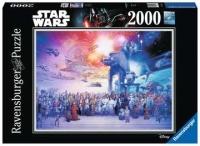 Ravensburger 16701 Star Wars Universum 2000 Teile Puzzle