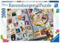 Ravensburger 16706 Disney Meine liebsten Briefmarken 2000 Teile Puzzle
